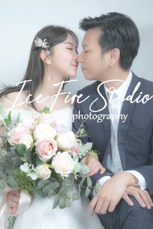 情侶相 wedding couple photography studio shoot photo by ice fire studio-10b