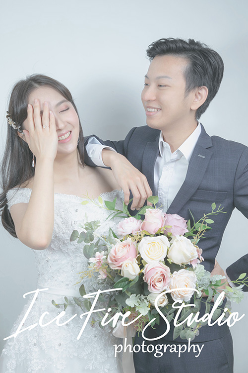 情侶相 wedding couple photography studio shoot photo by ice fire studio-18s