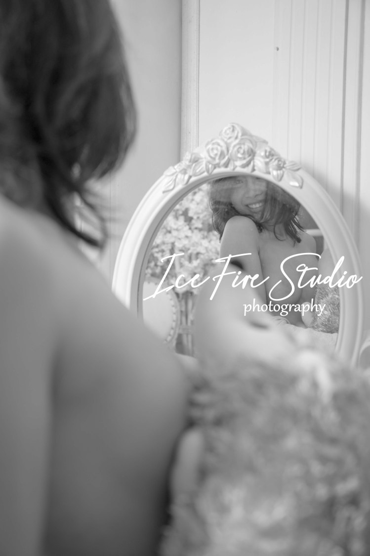 Girl portrait Artistic Nude style photography HK by paulstylist B-15b