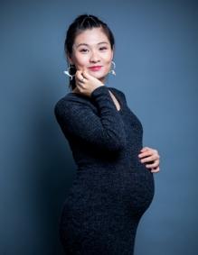孕婦攝影團購推介香港 icefire studio paulstylist Maternity photo photography Package hk-3