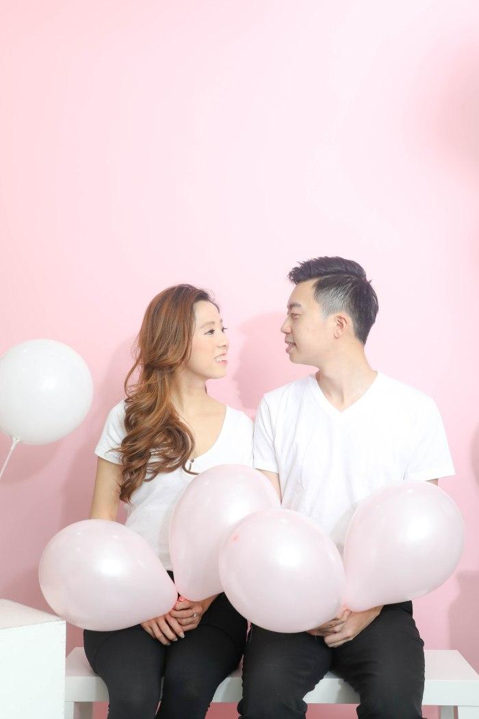 情侶相套餐收費 香港影樓輕婚紗攝影介紹 studio pre wedding hk Ice Fire Studio-56