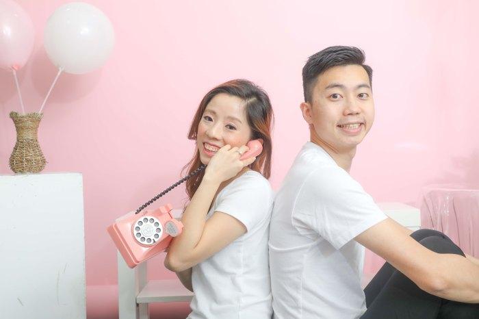 情侶相套餐收費 香港影樓輕婚紗攝影介紹 studio pre wedding hk Ice Fire Studio-68