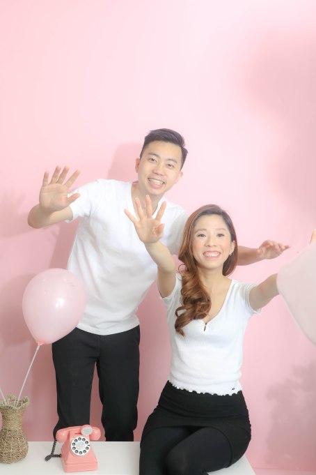 情侶相套餐收費 香港影樓輕婚紗攝影介紹 studio pre wedding hk Ice Fire Studio-75
