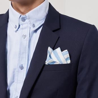 口袋巾的折疊方式_圖3