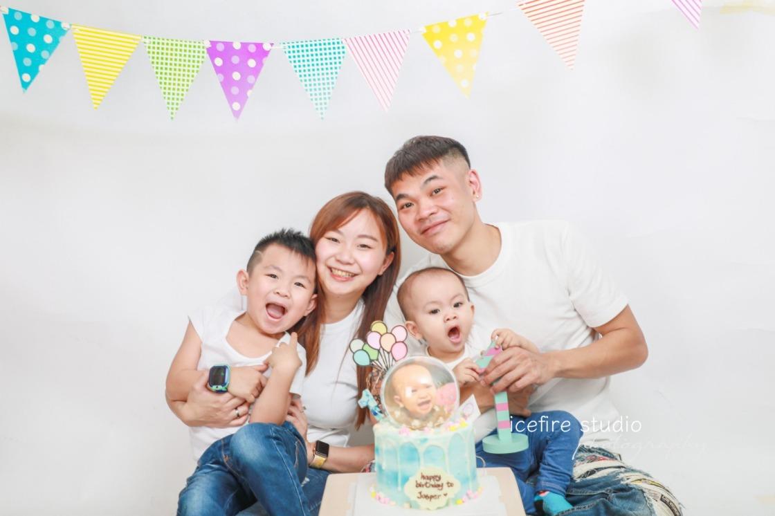 家庭相套餐價錢介紹 影BB相 攝影樓推薦 icefire baby family studio baby photography hk1