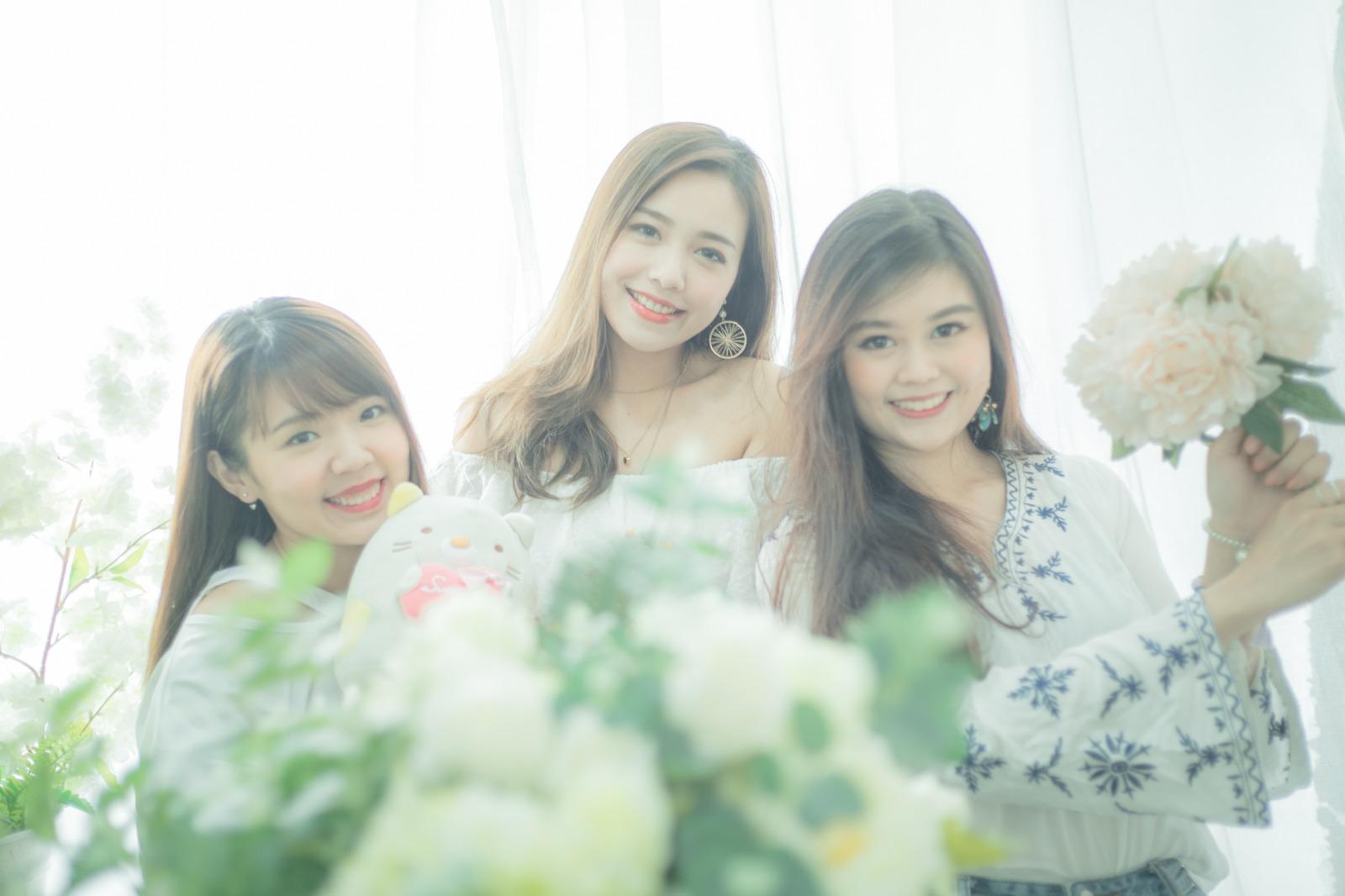閨蜜寫真照攝影服務影相價錢介紹 BEST FRIEND PHOTO icefire studio hk 最新優惠推介 a